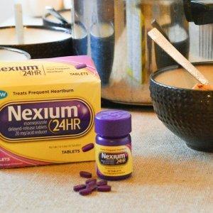 $6.46 包邮Nexium  强力胃药 14片 一疗程装