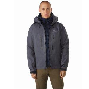 低至6折+免费包邮ARC'TERYX官网 Outlet区男子户外服饰、背包促销