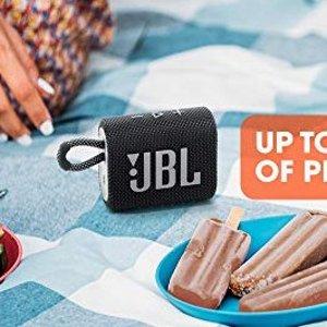 JBL GO 3 新版迷你小钢炮