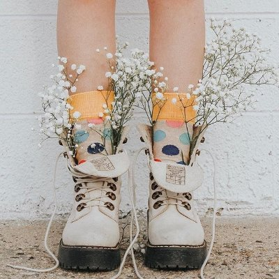 无门槛85折 £8收热狗袜Happy Socks 秋冬热促 景甜彭于晏都在穿的趣味萌袜