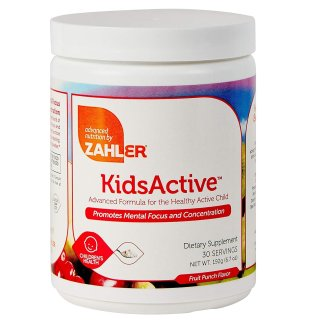 30% OffDealmoon Exclusive: Zahler Kids Active, Kids Concentration Formula Powder @Amazon