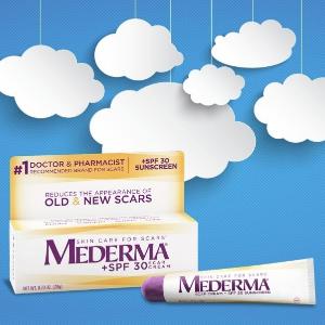 $12.90 Mederma Scar Cream Plus SPF 30