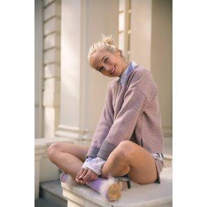 满额立减£20+包邮!脏粉色套装