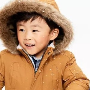60% Off + Extra 20% Off $40+Carter's Kids Outerwear and Cold Weather Accessories