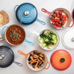 Free Dutch Oven Accessories Set with PurchaseLe Creuset Cookware on Sale
