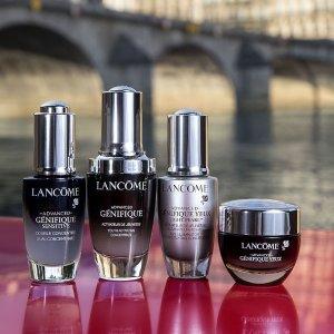 Lancome精选美妆产品热卖 收明星产品4件套