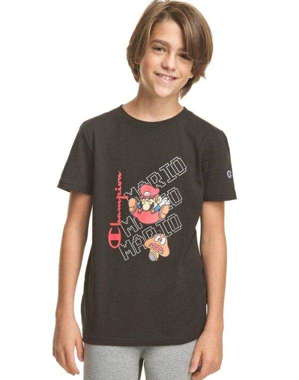 儿童短袖t恤