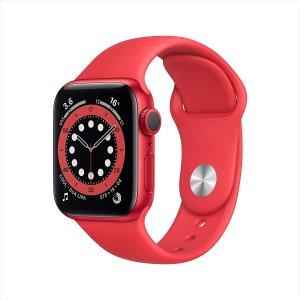 44mm 蓝色Apple Watch Series 6