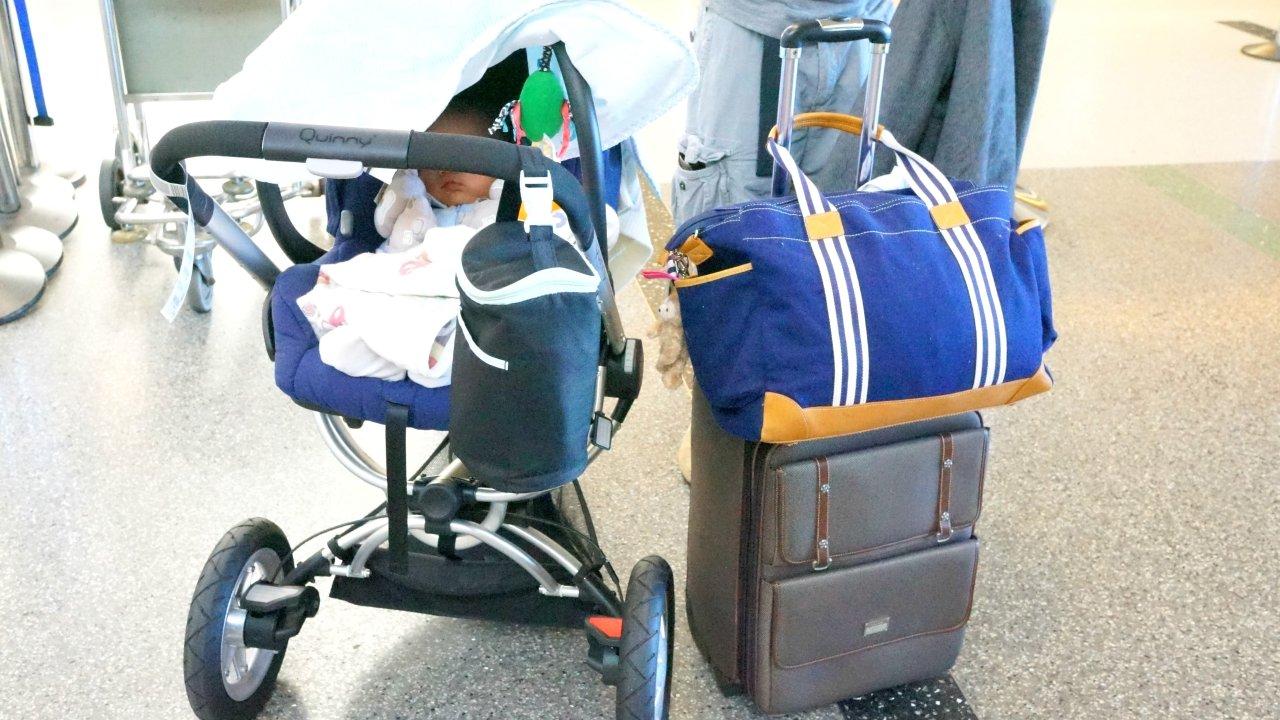 带1岁宝宝搭長途飞机攻略,准备周全,不慌不乱!