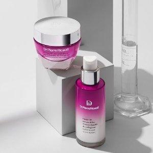 低至5折+送香水+送护发套组+送洗脸巾闪购:Dr. Pierre Ricaud 胶原蛋白抗糖 抗氧化乳液