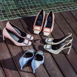 低至1折 RV平底鞋£170收YOOX官网 精选美衣美包美鞋热卖
