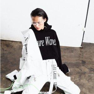 买一送一 LA高逼格街头小众潮牌Brashy Studio 精选卫衣、下装买一送一