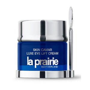 La Prairie满$400立减$100鱼子酱眼霜