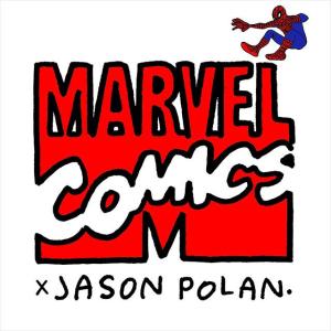 New Release: $14.9MARVEL X JASON POLAN UT Collection @Uniqlo