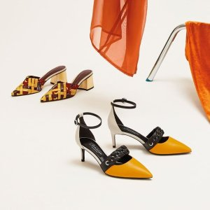 Up to 61% OffShoe Sale @ Charles & Keith