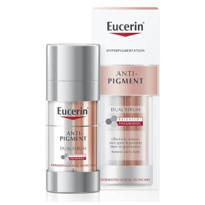 Eucerin号称地表最强美白成分净白淡斑面部精华30ml