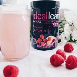 7.5折Idealfit IdealLean 蛋白粉优惠促销 多口味可选