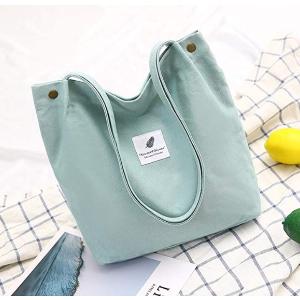 85折起 低至€12.99Amazon 帆布包专场 韩国街头人手必备 春夏出游背绝了