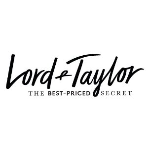 20% off Sale/Regular Items Sitewide Sale @ Lord & Taylor