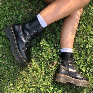 低至5折+额外9折Dr. Martens 精选马丁靴、切尔西靴、凉鞋超值折上折