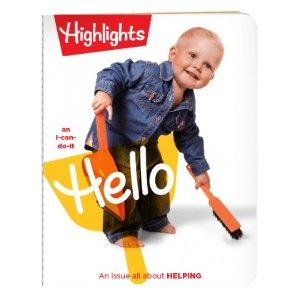 Highlights Hello 0-2岁杂志