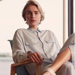 低至3折 20胖起 简洁职场风折扣升级:Great Plains 精选美衣超值热卖
