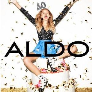 低至4折+全场额外7.5折起Aldo 全场闪购 星月项链$12 小熊包$15 收博主同款