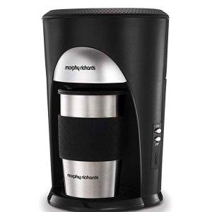 morphy richards便携手动咖啡机