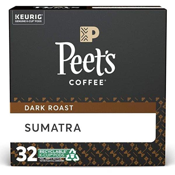 Sumatra 深培k cup 咖啡胶囊32颗