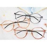 VK 8916 几何眼镜 3色可选