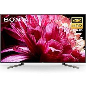 $1398 (原价$1799.99)黑五价:Sony X950G 65
