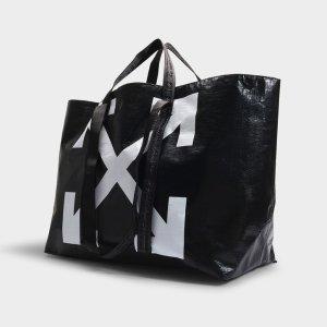 OFF WHITE黑色挎包