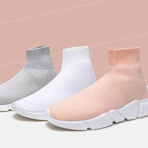 $15.99DREAM PAIRS New Fashion Women's Lady Easy Walk Slip-on Light Weight Recreational Comfort Loafer Shoes Sneakers @ Amazon.com