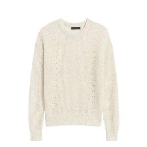 Pointelle-Knit毛衣