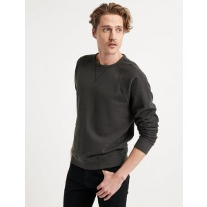 Lucky Brand JeansTowel Terry Crew | Lucky Brand