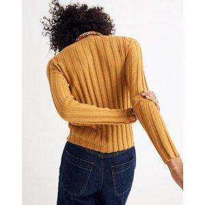 Madewell打底针织毛衣,多色