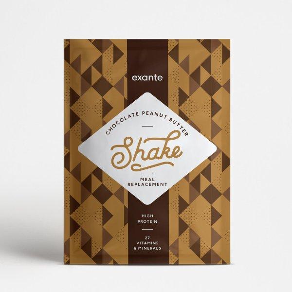 巧克力花生黄油奶昔 新口味