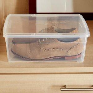 大号透明鞋盒