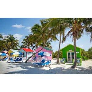 Princess Cruises巴哈马3日游 含私人岛屿游览