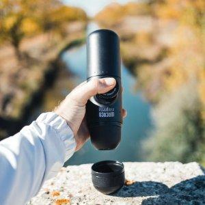 5折 $48起Wacaco 便携式咖啡机热卖 送人自用都超有逼格