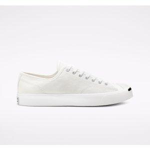 Converse开口笑帆布鞋 白色