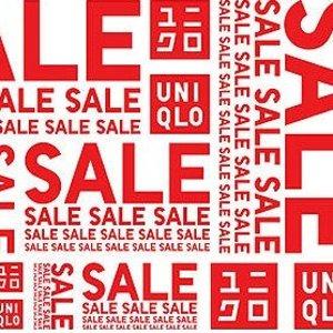 纯羊绒毛衣$39.9Uniqlo 年末清仓促销 折扣区服饰上新热卖