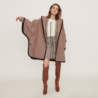 25% Off + Free ShippingDealmoon Exclusive: Maje Fall Jackets & Coats Sale Early Access