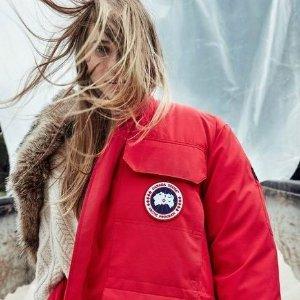 低至4折 加鹅远征$1214 拼手速SSENSE 羽绒服反季囤 Yves贵妇毛领$856 Mackage仅$230