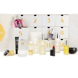 售价$182(价值$835)Beauty Expert 圣诞礼盒开售 含12件正装