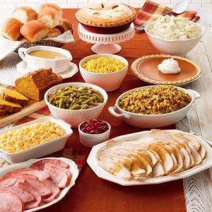 无需劳神费力 火鸡大餐照样吃【感恩节去哪里吃】 Thanksgiving 套餐哪家强