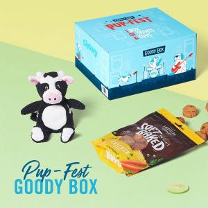 低至8折 + 免邮Goody Box 宠物惊喜礼盒促销