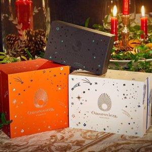 超值定价+独家额外85折Omorovicza官网 精选圣诞套装促销 变相48折入magic套装