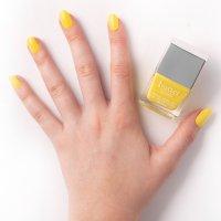 Butter London 光泽指甲油 活力明黄色