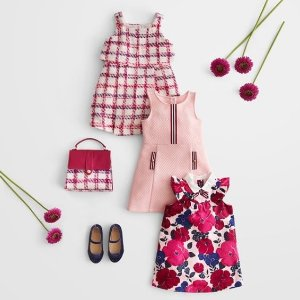 Last Day: Up to 68% Off+ Free ShippingKids Items Sale @ Janie And Jack
